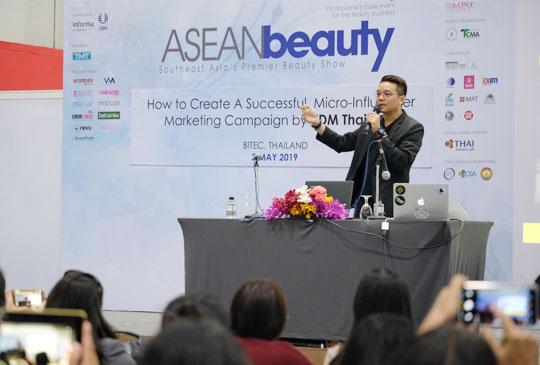 Beauty Talks in ASEANbeauty 2019