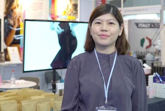 Ms. Suzie Cheong in ASEANbeauty 2019