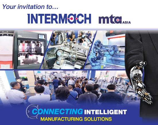 Your invitation to INTERMACH & MTA