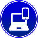 Easy access via computer & mobile device