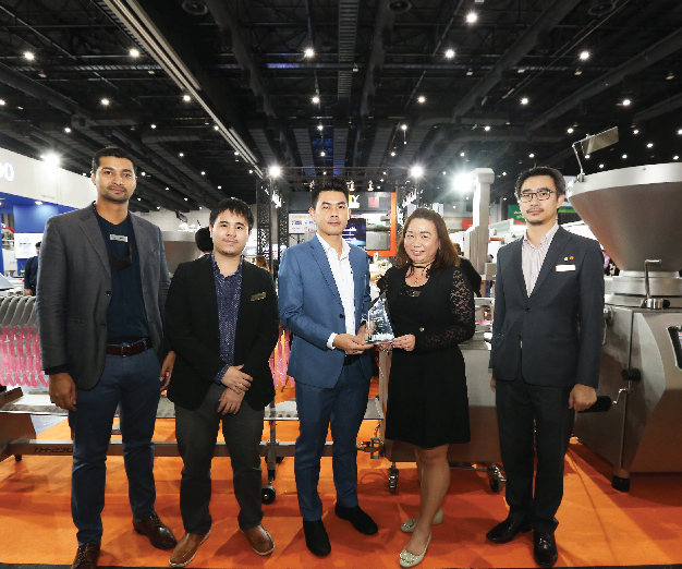 Best Sustainable Booth Awards